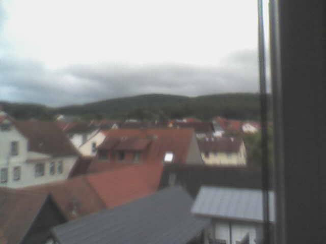 Blick über Brandau nach Neunkirchen